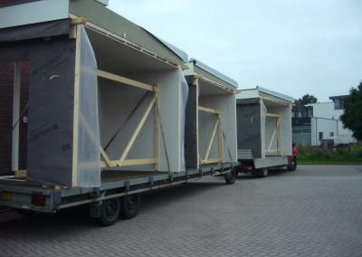 Aanbouw woningen Oosterhout