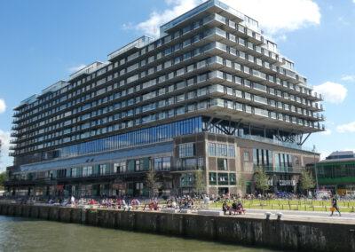 Fenixloods, Katendrecht te Rotterdam